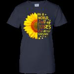 Ladies' 100% Cotton T-Shirt