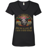 Anvil Ladies' V-Neck T-Shirt