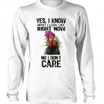 Long sleeved t-shirt unisex