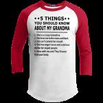 Youth Sporty 3/4 raglan T-Shirt