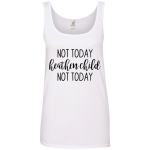 Ladies' 100% Ringspun Cotton Tank Top