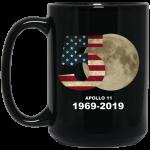 BM15OZ 15 oz. Black Mug