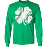 Unisex Long Sleeves Cotton T-Shirt