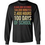 Unisex Long Sleeve Cotton T-Shirt