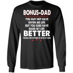 Unisex Long Sleeve Cotton T-Shirt